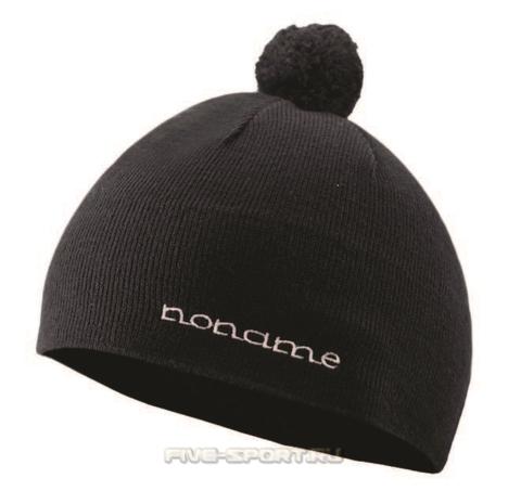 Шапка Noname Nordic black