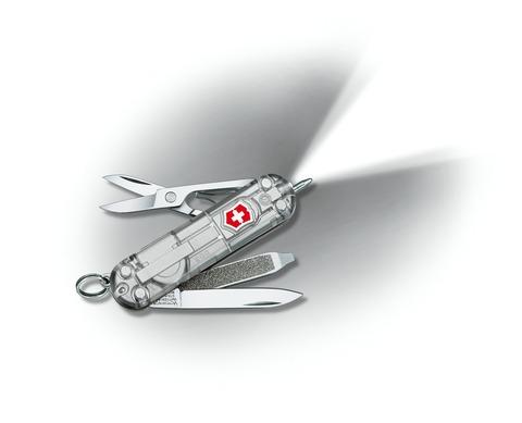 Нож брелок Signature Lite SilverTech Victorinox (0.6226.T7)