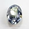 4120 Ювелирные стразы Сваровски Crystal Blue Shade (18х13 мм) ()