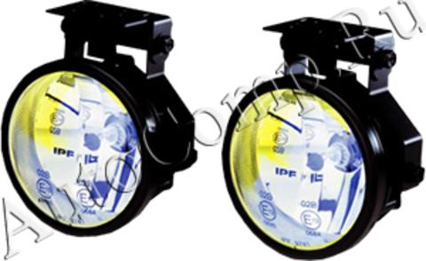 Галогенновые противотуманные фары IPF Rev X3 XL31 (прозрачный)