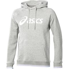 Мужская толстовка Asics Logo Hoodie Grey (109872 0714)