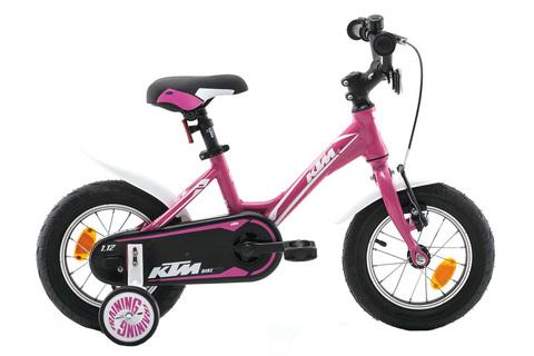 KTM 1.12 Girl (2014) розовый