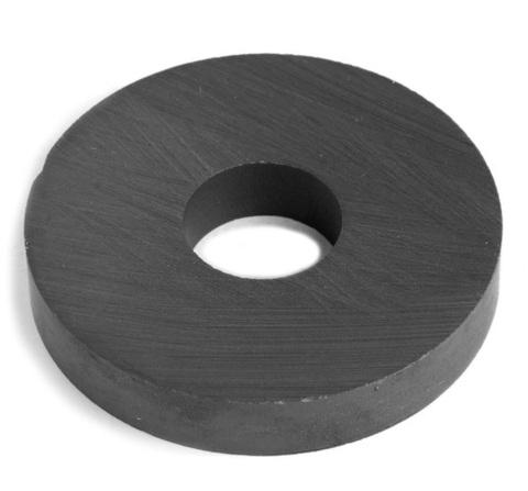 Магнит 61х24х7 мм, кольцо, феррит