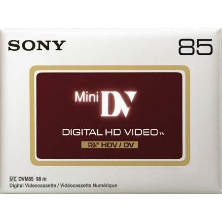 Кассета Sony 3DVM63HD HDV