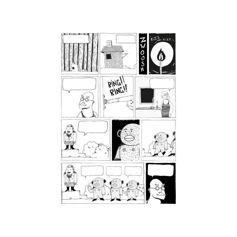 Фотообои (панно) Mr. Perswall Interaction P182201-4, интернет магазин Волео