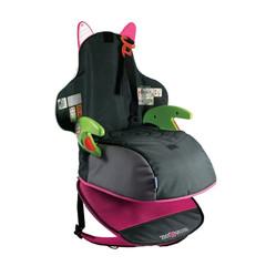 BoostApak Pink Trunki розовое автокресло рюкзак