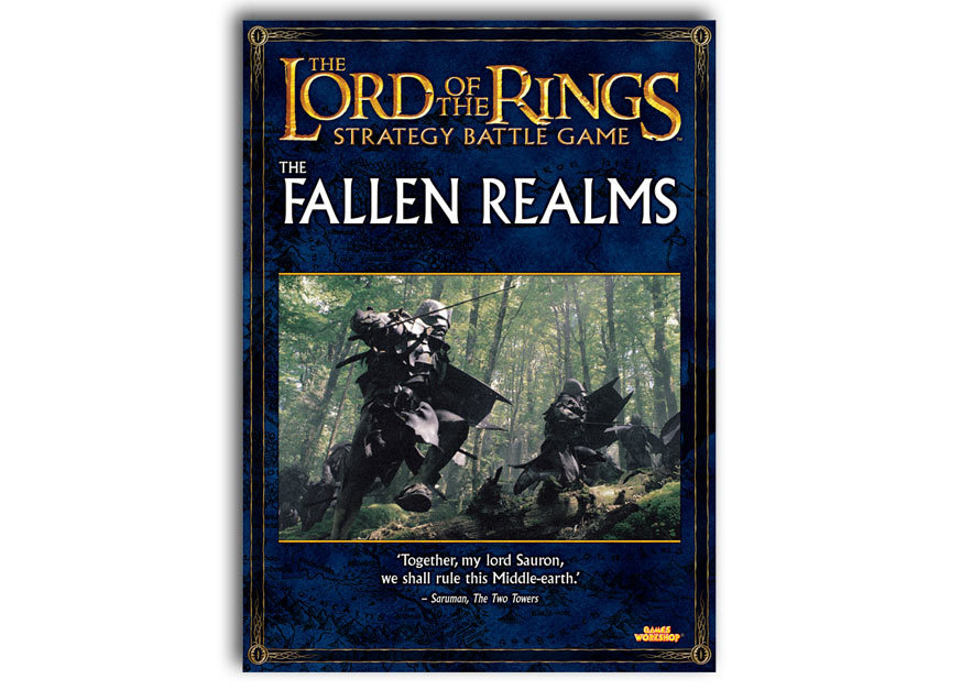 The Lord of the Rings: The Fallen Realms