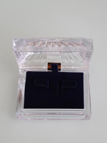Пластик (футляр  для украшений(К+С)