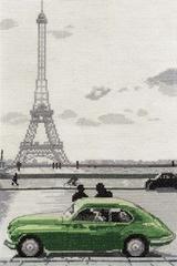 Набор для вышивания DMC Paris Eiffel Tower
