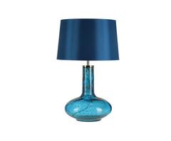 Элитная лампа настольная Glow Vulkanic Indigo от Crisbase