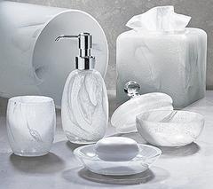 Набор аксессуаров для ванной Labrazel Bianca