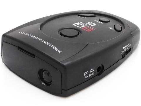 Антирадар Sound Quest 420 (Антистрелка)