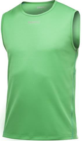 Майка Craft Active мужская зеленая