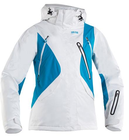 Горнолыжная куртка 8848 Altitude Cindrell White