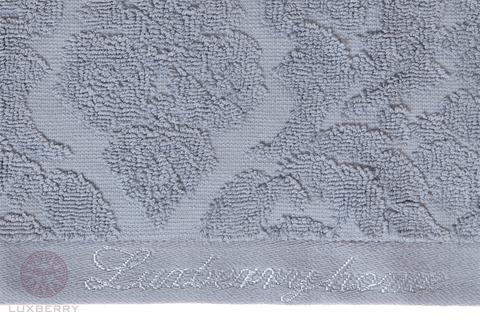 Полотенце 50x100 Luxberry New England ледяной синий