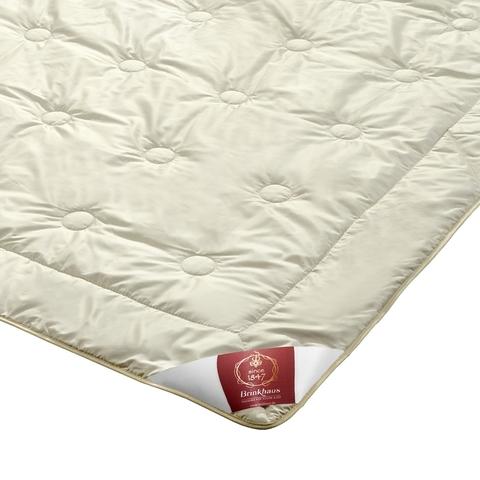 Элитное одеяло шерстяное всесезонное 200х200 Mahdi от Brinkhaus