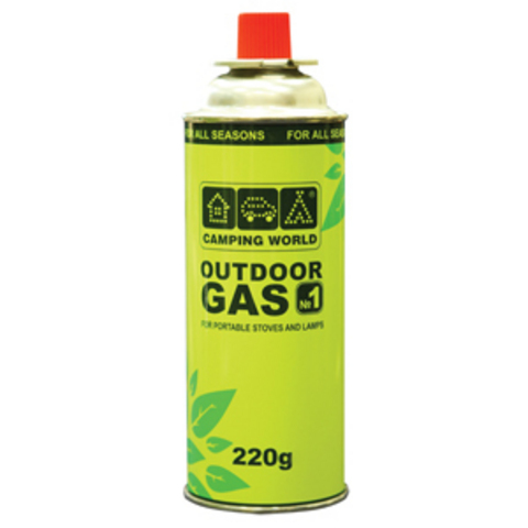 Картридж газовый CW 220 (цанговый)