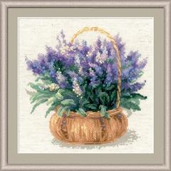 Набор для вышивания Riolis Французская лаванда