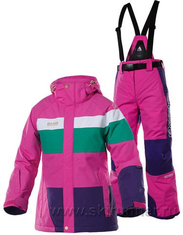 Горнолыжный костюм детский 8848 Altitude Bella Pink Mowat
