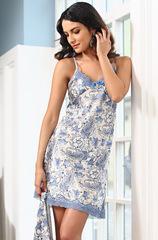 Сорочка женская ночная шелковая MIA-Amore  Дольче Вита  5910