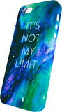 Чехол для iPhone 7+/7/6s+/6s/6+/6/5/5s/5с/4/4s IT'S NOT MY LIMIT