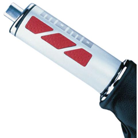 Ручка стояночного тормоза MOMO Pit Lane Aluminum Red