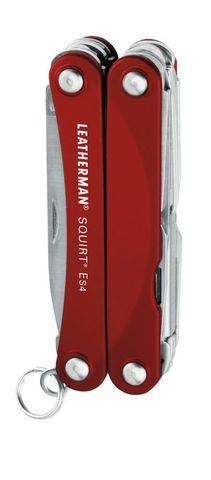 Мультиинструмент брелок Leatherman Squirt ES4