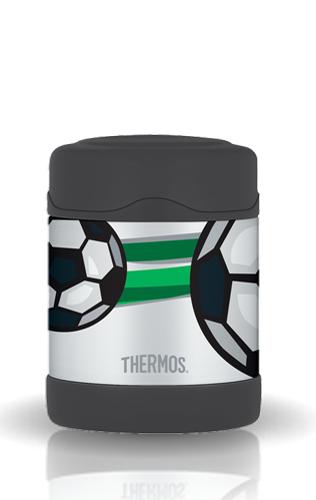 Детский термос для еды Thermos Funtainer Soccer, 0.29L