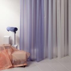 Элитная шторка для ванной Monofilamento Blue от Arti-Deco