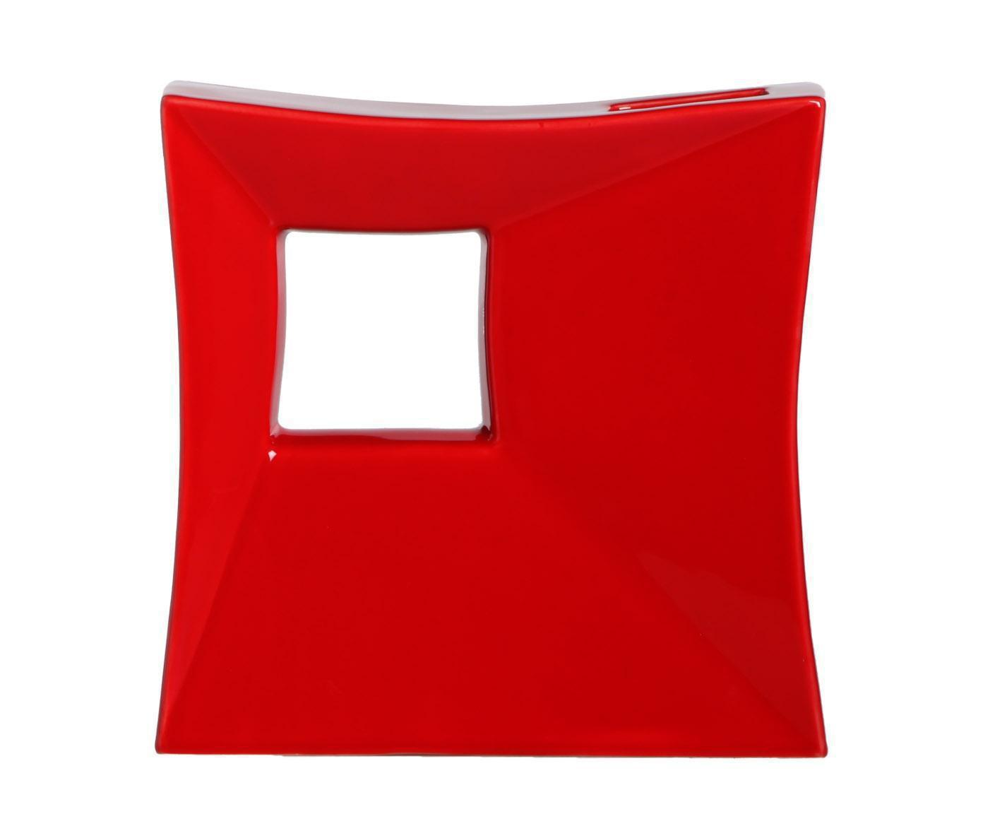 Вазы настольные Элитная ваза декоративная красная от Farol vaza-dekorativnaya-krasnaya-farol-portugaliya.jpg