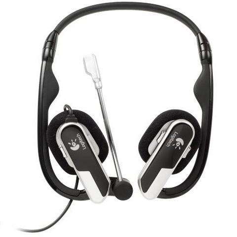 LOGITECH Laptop Headset H555 USB