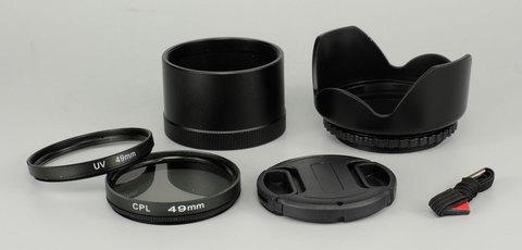 Набор аксесуаров Leica X1 Pro kit