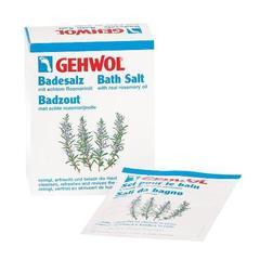 Соль для ванны с маслом розмарина Badesalz