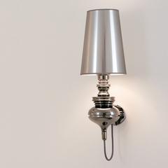 бра jaime hayon josephine wall lamp silver