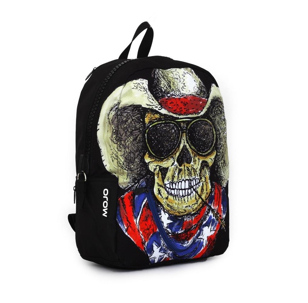 Молодежный рюкзак skulls черный слинг-рюкзак fantinos шоколадный панда комфорт отзыв