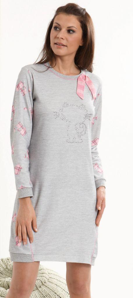 Теплой домашнее платье Vilfram (Домашние платья и ночные сорочки)