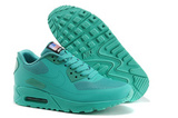 Кроссовки женские Nike Air Max 90 HyperFuse   Independence Day Turquoise