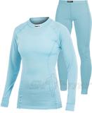 Комплект термобелья Craft Active Blue женский