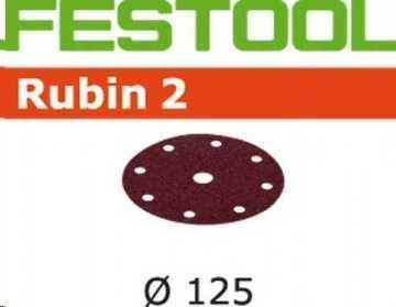 Материал шлифовальный STF D125/90 P50 RU2/40 Festool 499093