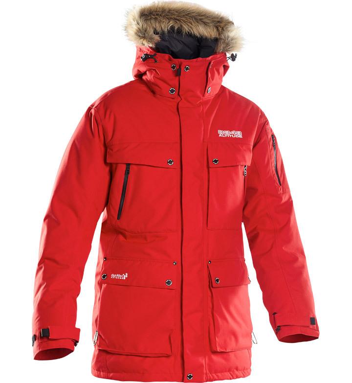 Куртка 8848 Altitude Polheim Parka красная