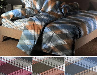 Постельное белье 1.5 спальное Caleffi London голубое