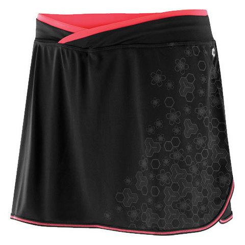Юбка беговая Mizuno DryLite skirt SS13 женская