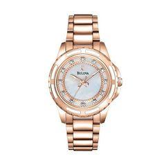 Наручные часы Bulova Diamond 98P141