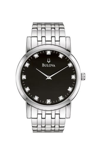Купить Наручные часы Bulova Diamonds 96D106 по доступной цене