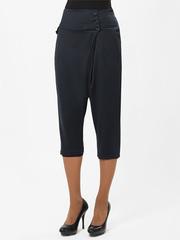 7384 брюки женские, темно-серые