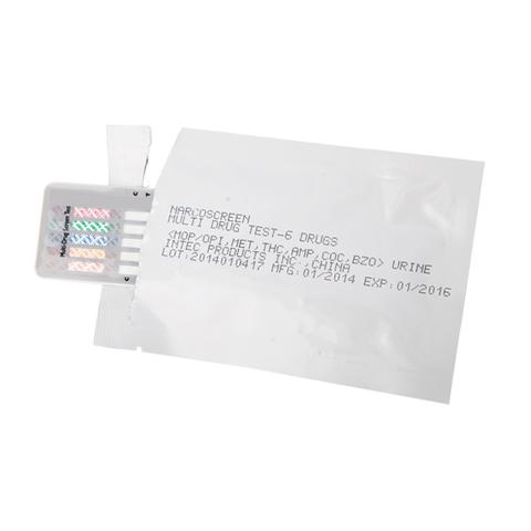 Тест на наркотики InTec Products МУЛЬТИПАНЕЛЬ-5 по моче