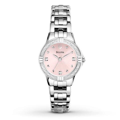 Купить Наручные часы Bulova Diamonds 96R171 по доступной цене