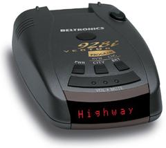 Антирадар (радар-детектор) Beltronics V928 RU (красный)