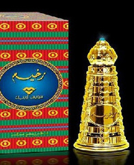 Духи натуральные масляные RAKHEEM / Рахим  / жен/15 мл /ОАЭ/Swiss Arabian
