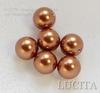 5810 Хрустальный жемчуг Сваровски Crystal Copper круглый 8 мм , 5 шт ()